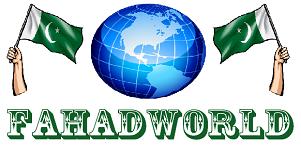 FahadWorld Logo About