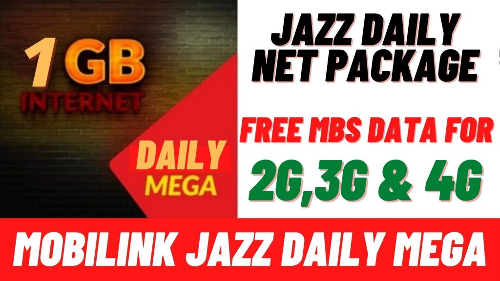 Jazz Daily Net Package